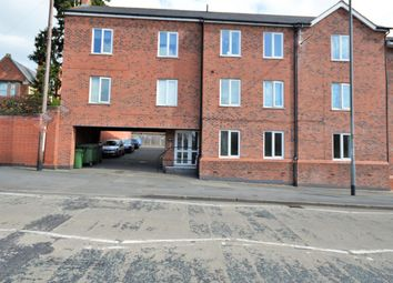 Thumbnail 2 bedroom flat for sale in Bull Head Street, Wigston