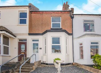 Thumbnail 2 bed terraced house for sale in Springfield Road, Bexhill-On-Sea
