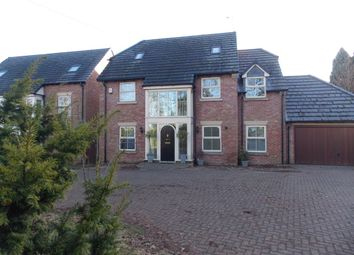 Thumbnail 5 bed detached house for sale in Melton Road, Sprotbrough, Doncaster