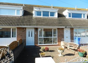 Thumbnail 2 bed terraced house to rent in Hexham Avenue, Thornton-Cleveleys