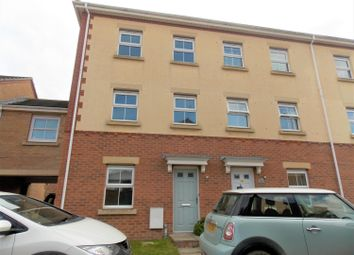 Thumbnail 4 bed town house for sale in Mccarthy Close, Scartho Top, Grimsby
