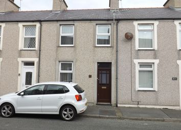 Thumbnail 3 bed terraced house to rent in Vulcan Street, Holyhead