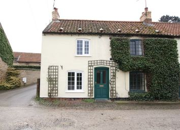 Thumbnail 2 bedroom terraced house to rent in Pinfold, South Cave