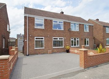 Thumbnail 2 bed semi-detached house for sale in George Street, Bowburn, Durham