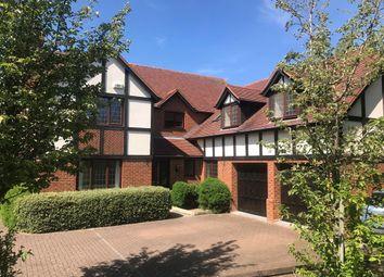 Thumbnail 5 bedroom detached house to rent in Redland Drive, Loughton, Milton Keynes