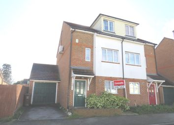 4 bed semi-detached house for sale in Castlemaine Avenue, Gillingham ME7