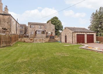 Thumbnail 5 bed link-detached house for sale in Stannary, Stainland, Halifax, West Yorkshire