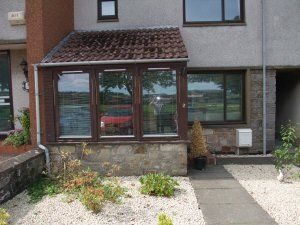 Thumbnail 2 bed detached house to rent in Albany Crescent, Freuchie, Cupar