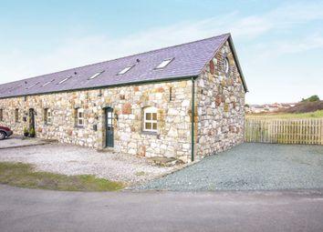Thumbnail 3 bed barn conversion for sale in Llys Isfryn, Meliden Road, Prestatyn