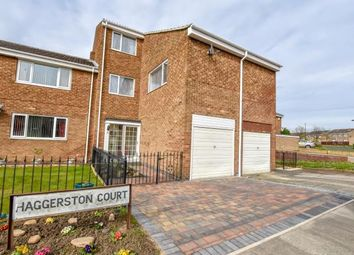 Thumbnail 4 bedroom terraced house for sale in Haggerston Court, Newcastle Upon Tyne, Tyne And Wear