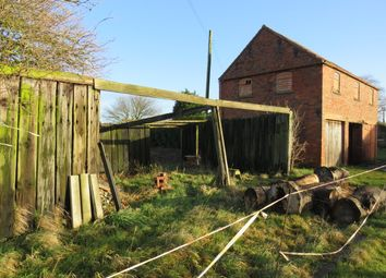 Thumbnail 1 bed barn conversion for sale in Northfield Lane, Amcotts