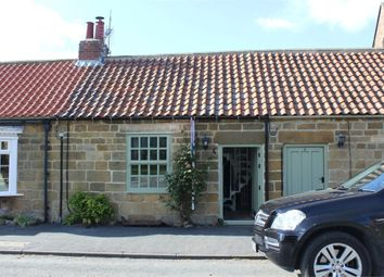 Thumbnail 3 bed cottage for sale in Church Lane, Swainby, Northallerton, North Yorkshire