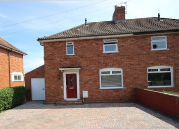 Thumbnail 3 bed semi-detached house for sale in St. Bernards Road, Shirehampton, Bristol