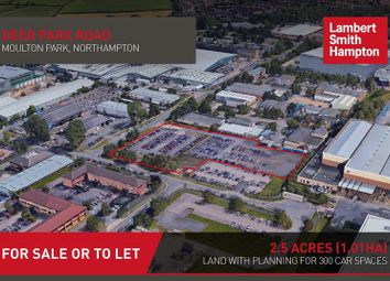 Thumbnail Commercial property to let in Summerhouse Road, Moulton Park Industrial Estate, Northampton