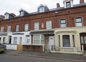 Thumbnail 3 bed terraced house to rent in Connsbrook Avenue, Belfast