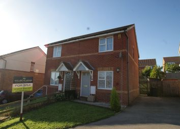 Thumbnail 2 bed semi-detached house for sale in Mulberry Close, Paignton