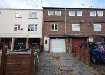 Thumbnail 3 bed terraced house for sale in Austen Close, Central Thamesmead, London