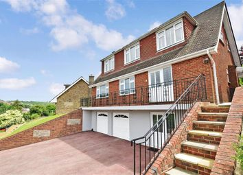 Thumbnail 4 bed detached house for sale in Crabble Lane, Dover, Kent