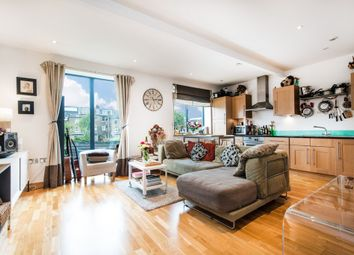 Thumbnail 1 bed flat for sale in Banister Road, London