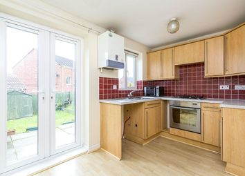 Thumbnail 2 bed semi-detached house for sale in Tynewold Close, Gateshead