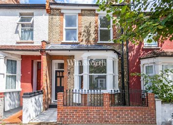 Thumbnail 4 bed terraced house for sale in Leith Road, London
