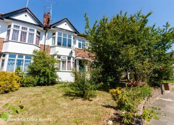 Thumbnail 3 bed flat for sale in Sandall Close, Ealing, London
