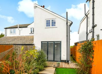 2 bed semi-detached house for sale in Yew Tree Cottages, Jubilee Road, Orpington BR6