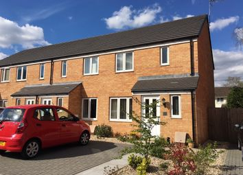 Thumbnail 3 bed end terrace house for sale in Ymyl Yr Afon, Hawthorn, Pontypridd