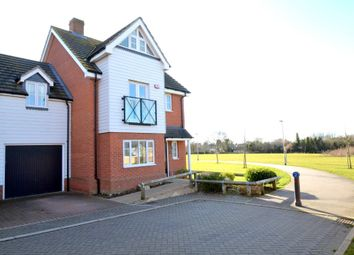 Thumbnail 4 bed link-detached house for sale in Fortress Fields, Great Waldingfield, Sudbury
