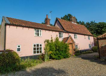 Thumbnail 5 bed farmhouse for sale in Reeders Lane, Alpington, Norwich