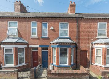 3 bed terraced house for sale in Cromer Street, York YO30