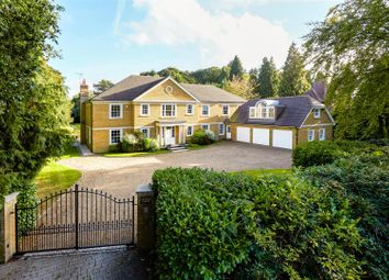 Thumbnail 7 bedroom detached house for sale in Woodland Way, Kingswood, Tadworth