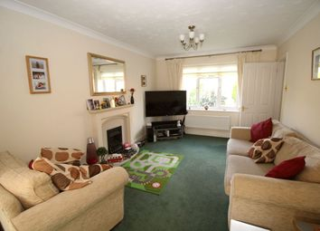Thumbnail 3 bed detached house for sale in Mentmore Close, Great Denham, Bedford