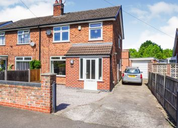Thumbnail 3 bed semi-detached house for sale in Chandos Street, Netherfield