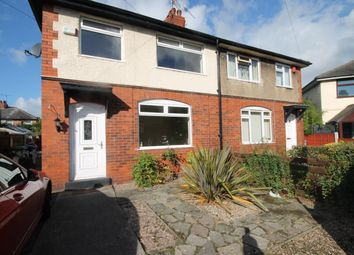 Thumbnail 3 bed semi-detached house for sale in Lancaster Avenue, Urmston, Manchester