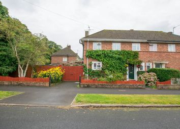Thumbnail 3 bed semi-detached house for sale in Meadoway, Bishops Cleeve, Cheltenham