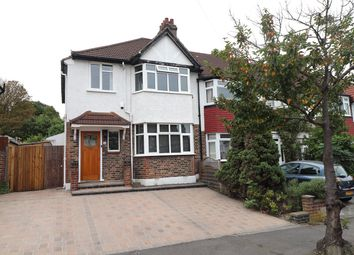 Thumbnail 3 bedroom end terrace house to rent in Glanfield Road, Beckenham, Kent