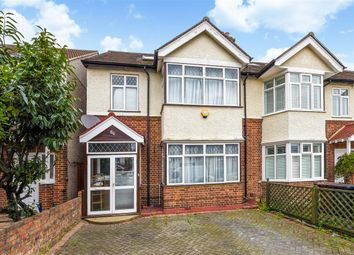 Thumbnail 5 bed terraced house to rent in Kenley Road, London