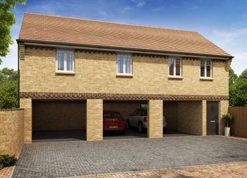 "Thumbnail 2 bed flat for sale in ""Harrowden Special"" at Southern Cross, Wixams, Bedford"