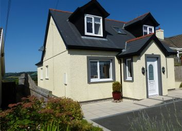 Thumbnail 3 bed detached house for sale in Hafan Deg, North Road, Whitland, Carmarthenshire