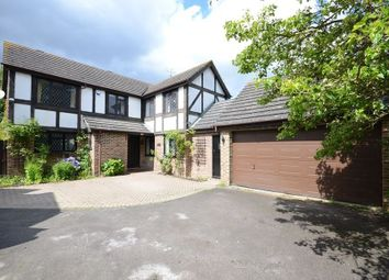 Thumbnail 5 bed detached house to rent in Hilmanton, Lower Earley, Reading