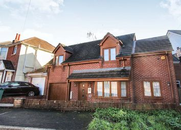 Thumbnail 3 bed link-detached house for sale in Stoke Road, Southampton