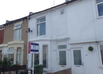 Thumbnail 2 bedroom terraced house for sale in Portsmouth, Hampshire, Portsmouth