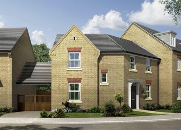 """Thumbnail 3 bedroom semi-detached house for sale in """"Fairway"""" at Snowley Park, Whittlesey, Peterborough"""