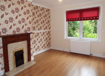 Thumbnail 2 bed end terrace house to rent in Braeside Crescent, Kirkmuirhill, Lanark