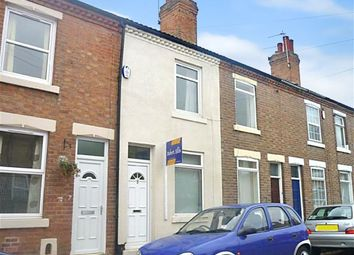 Thumbnail 2 bed terraced house to rent in Newton Street, Beeston
