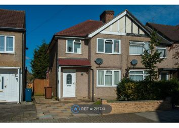 Thumbnail 3 bed terraced house to rent in Boxtree Lane, Harrow