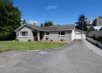 Thumbnail 3 bedroom detached bungalow for sale in Wakefield, Grant Road, Grantown