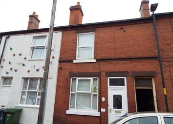 Thumbnail 3 bedroom terraced house for sale in Whitmore Street, Walsall, West Midlands