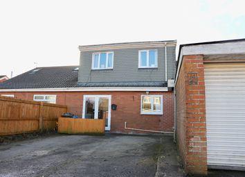 Thumbnail 4 bed semi-detached house for sale in Pembroke Close, Castle Park, Merthyr Tydfil